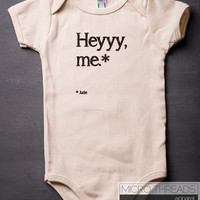 Hey Jude - Baby One-piece Bodysuit - Rock and Roll - The Beatles