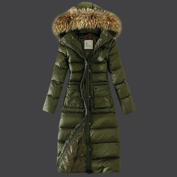 Moncler down jacket foreign trade Canada goose down jacket