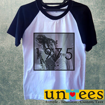 Matt Healy The 1975 Short Raglan Sleeves T-shirt