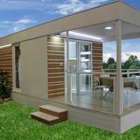 Mobile Home Linea SUITE by VPF | design VPF s.r.l.