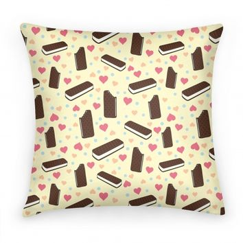 Ice Cream Sandwich Pattern