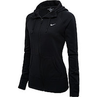 NIKE Women's All Time Graphic Full-Zip Hoodie