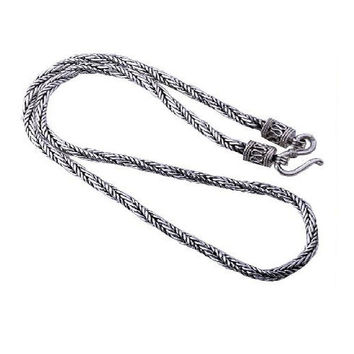 Cool Jewelry for Men's Fashion Unique Designed Necklace String Rope