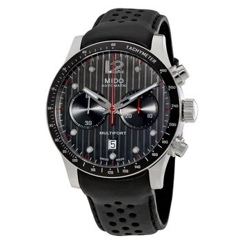 Mido Multifort Chronograph Automatic Mens Watch M025.627.16.061.00