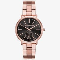 Jaryn Rose Gold-Tone Watch | Michael Kors