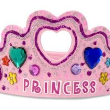 Melissa & Doug Decorate Your Own  Princess Tiara
