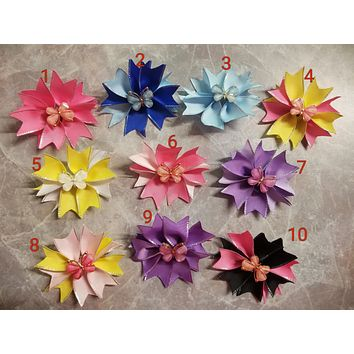 Butterfly Fairy Wings Bows