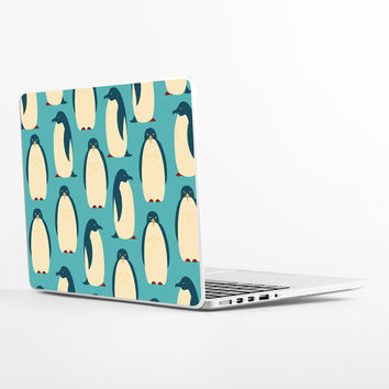 Happy Penguins Laptop Skin