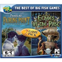 Death at Fairing Point & Echoes of the Past: Castle of Shadows (Double Pack)