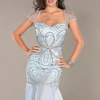 Jovani 7007 Dress - MissesDressy.com