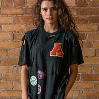 A-Team Patched & Destroyed Tee