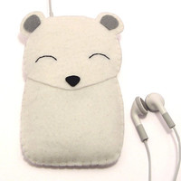 iPod Case Polar Bear iPhone Cover