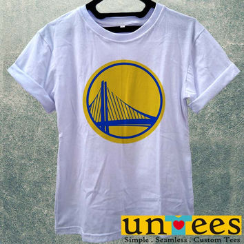 Golden State Shirt Warriors Logo Women T Shirt