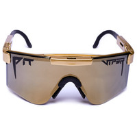 24K Gold Digger Pit Vipers Sunglasses