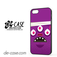Purple Monster For Iphone 5 Iphone 5S Case Phone Case Gift Present YO