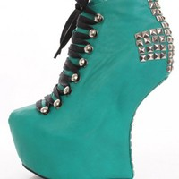 Teal Faux Suede Studded Anti Gravity Wedges @ Amiclubwear Wedges Shoes Store:Wedge Shoes,Wedge Boots,Wedge Heels,Wedge Sandals,Dress Shoes,Summer Shoes,Spring Shoes,Prom Shoes,Women's Wedge Shoes,Wedge Platforms Shoes,floral wedges,Fashion Wedge Shoes,Sex