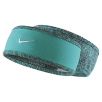 Nike Run CW Reversible Running Headband (Green)