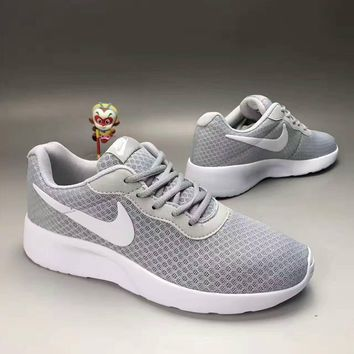 """""""NIKE"""" Fashion Casual Stitching Breathable Net Unisex Ultra-light Sneakers Couple Runn"""