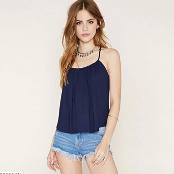 Summer Comfortable Lace Tank Top for Women