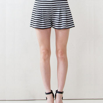 Stella High Waisted Shorts