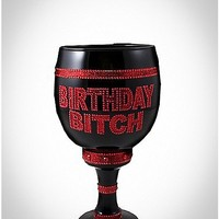 'Birthday Bitch' Pimp Cup - Spencer's