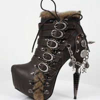 Hades Adler Boot Brown
