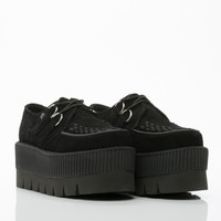 VIVA SUEDE MONDO CREEPER WOMENS