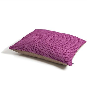 Caroline Okun Violaceous Pet Bed