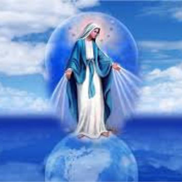 Mother Mary Reading- Personalized Message From Mary, Channelled Reading