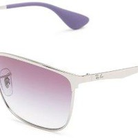 Ray-Ban womens 0RB3508 135/7156 Sqaure Sunglasses