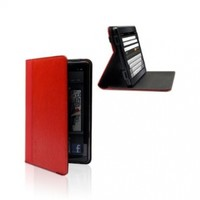 Marware Vibe Case Cover with Stand for Kindle Fire, Red (will not fit HD or HDX models)