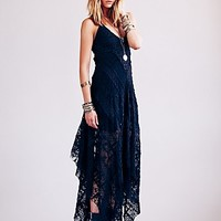 Free People Womens FP ONE Cast Away Gown