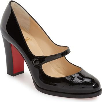 Christian Louboutin 'Top Street' Mary Jane Pump | Nordstrom