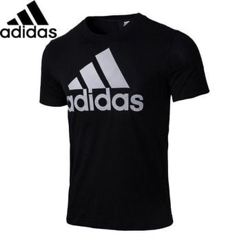 CREYLD1 ADIDAS Original New Arrival Mens Running T-shirt Flexible Quick Dry Cotton Support Sports T-shirt