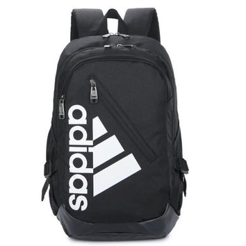 Adidas Men's computer bag high school student bag leisure travel shoulder bag backpack