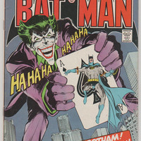 Batman; V1, 251.  FN+.  September 1973. DC Comics
