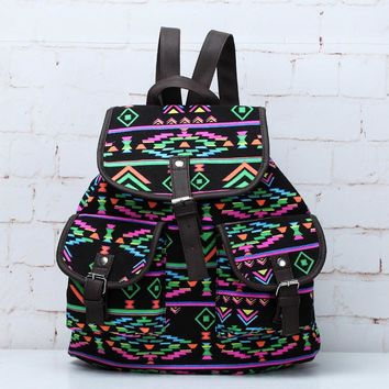 Hot Deal College Stylish On Sale Comfort Back To School Korean Canvas Casual Backpack [8070741703]
