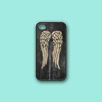 Daryl Dixon Wing - Print on hard cover for iPhone case and Samsung Galaxy case