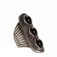 Sale-triple Stone Ring