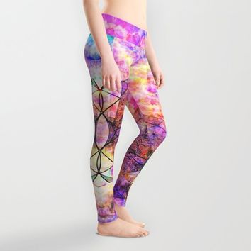 It's Complicated V. 2: Electric Leggings by J.Lauren