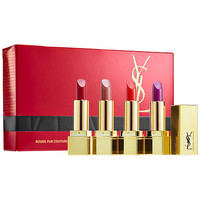 Yves Saint Laurent Rouge Pur Couture Mini Collection