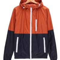 Men Windbreaker Jacket
