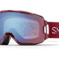 Smith - Vice Adventure II Goggles, Blue Sensor Mirror Lenses