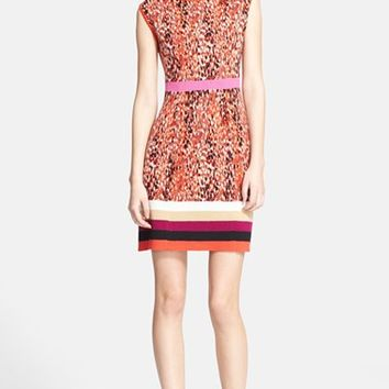 Women's Missoni Sleeveless Animal Jacquard Knit Dress