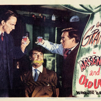 Arsenic and Old Lace 11x14 Movie Poster (1944)