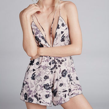 Free People: Losin' It Romper