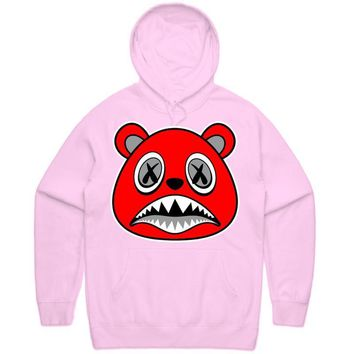 ANGRY BAWS Light Pink Sneaker Hoodie