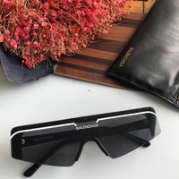 BALENCIAGA  Women Men Fashion Shades Eyeglasses Glasses Sunglasses