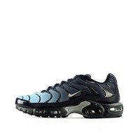 Nike Men's Air Max Plus Tuned 1 Fabric Trainer Shoes nike air max