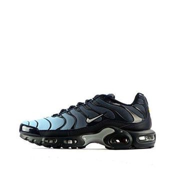 Nike Men's Air Max Plus Tuned 1 Fabric Trainer Shoes